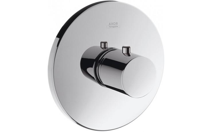 Baterie vanová Hansgrohe podomítková termostatická Axor Uno vrchní díl chrom