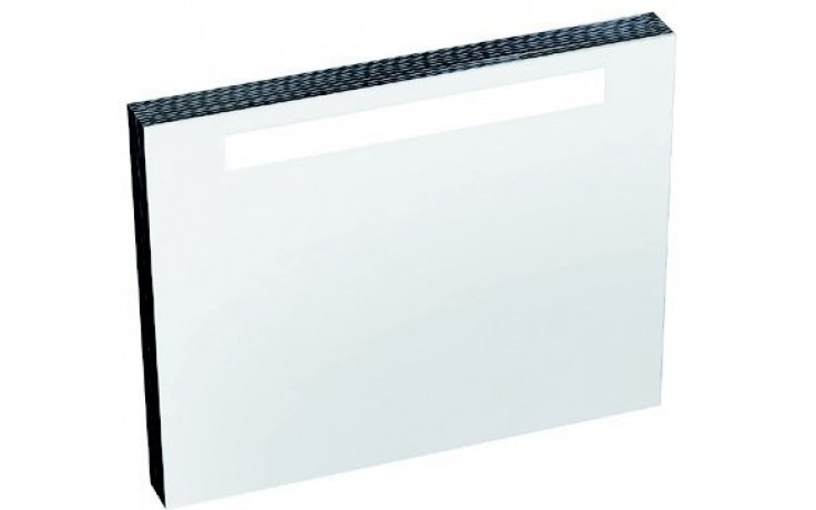 RAVAK CLASSIC 800 zrcadlo 800x550x70mm se zářivkou a el. zásuvkou, bílá X000000354