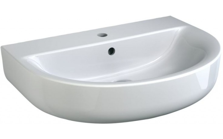 Umyvadlo klasické Ideal Standard s otvorem Connect Arc 65x45,5 cm bílá