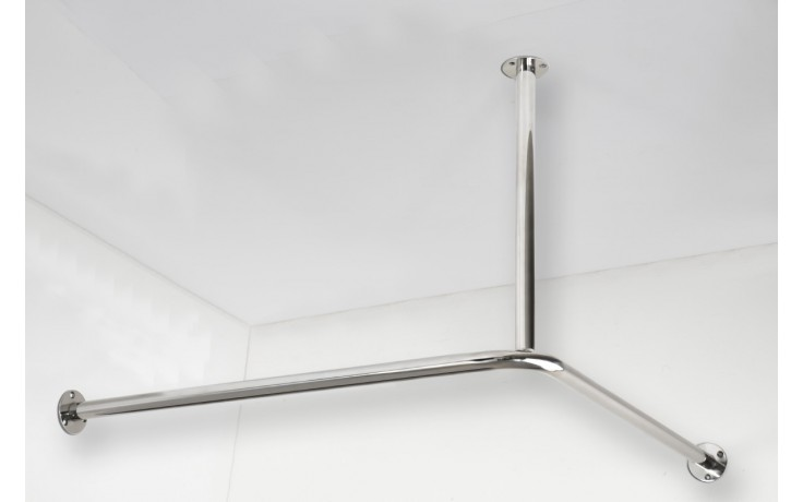 Doplněk ostatní - Závěsná tyč rohová 900x900 mm