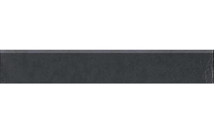 RAKO CLAY sokl 60x9,5cm černá DSAS4643