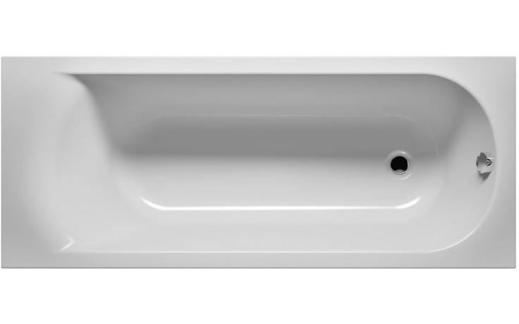 RIHO MIAMI BB62 vana 170x70x43cm, obdélníková, akrylátová, bílá