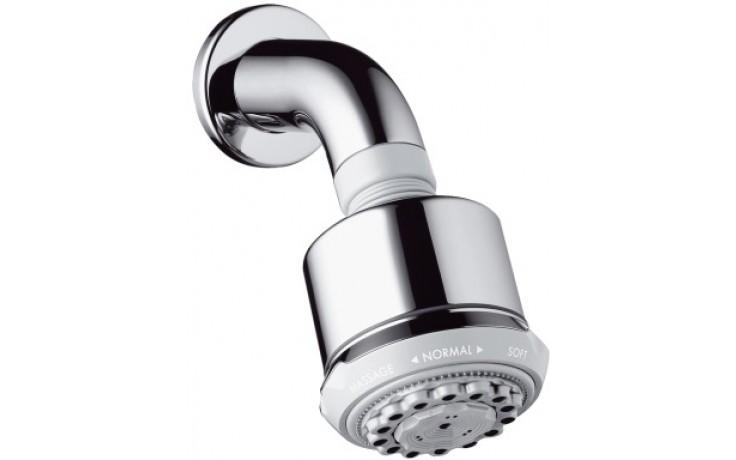 HANSGROHE CLUBMASTER 3JET horní sprcha se sprchovým ramenem chrom 27475000