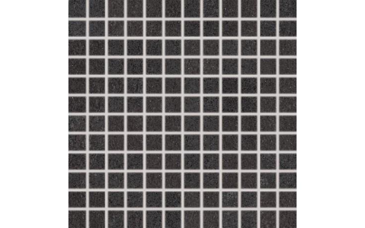 RAKO UNISTONE mozaika 2,5x2,5cm černá DDM0U613