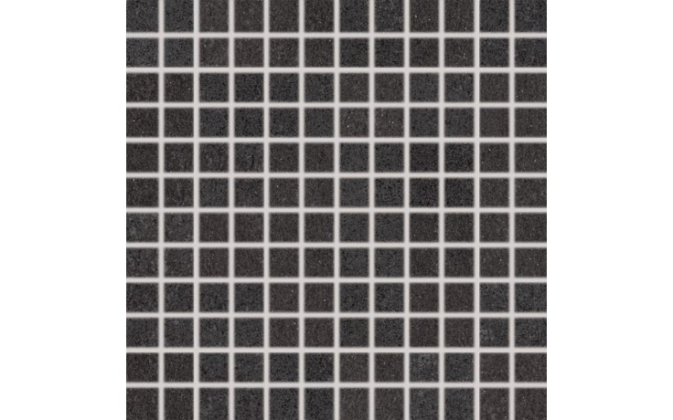 Obklad Rako Unistone mozaika 2,5x2,5 (30x30) cm černá