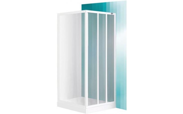 ROLTECHNIK SANIPRO LD3/900 sprchové dveře 900x1800mm posuvné, bílá/damp