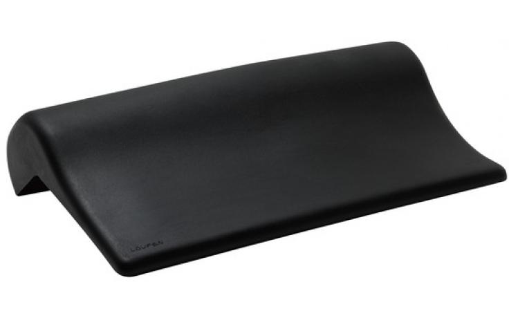LAUFEN LB3 gelový podhlavník 355x190x30mm samodržící černá 2.9468.0.016.000.1