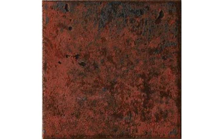 IMOLA XENO 10R dlažba 10x10cm red