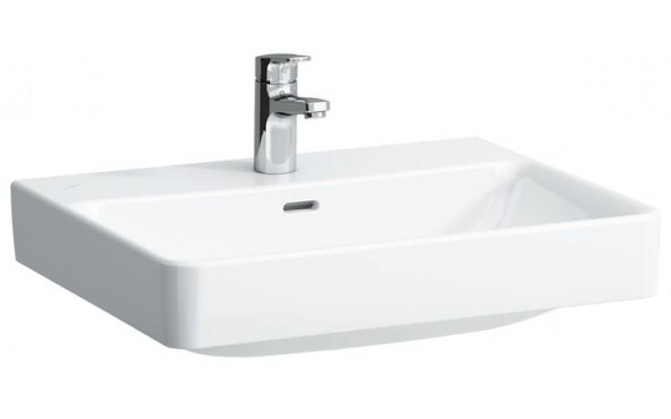LAUFEN PRO S umyvadlo 600x465 s otvorem, bílá LCC