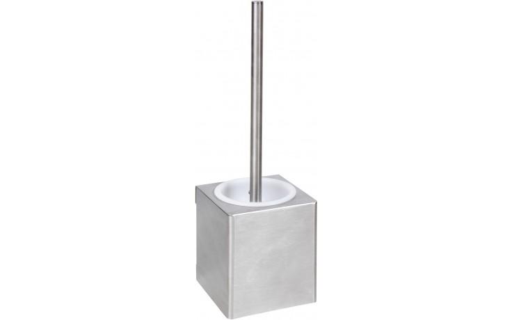 GOZ METAL WC souprava nástěnná 110x360x110mm, nerez, mat