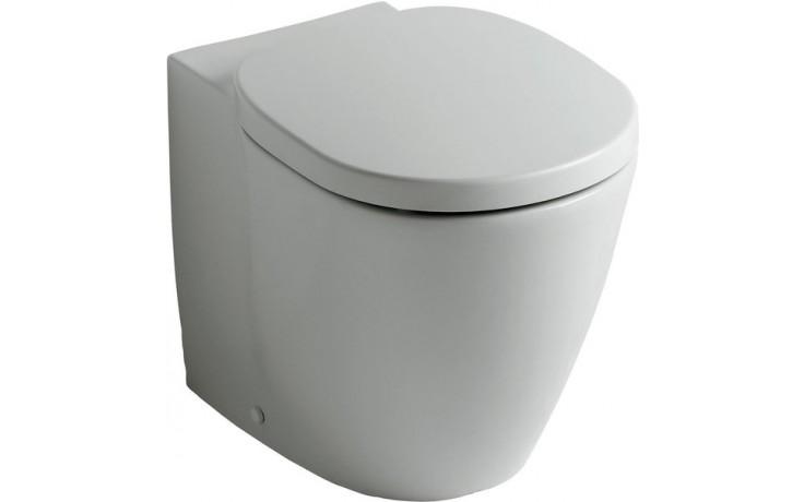 WC stacionární Ideal Standard odpad vodorovný Connect  bílá