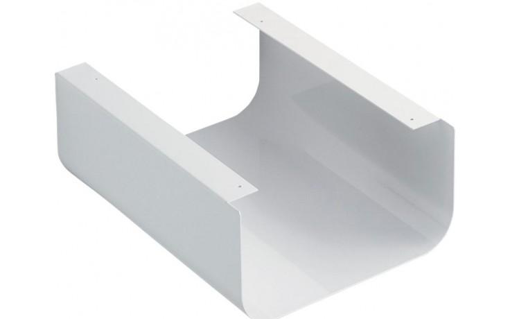 Nábytek skříňka Ideal Standard Tonic II otevřená police 35 cm bílá lesk