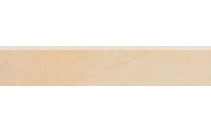 Sokl Rako Sandstone Plus 44,5x8,5cm okrová