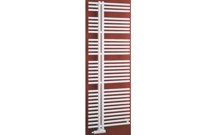 P.M.H. KRONOS radiátor 600x1670mm koupelnový, elektrický, bílá