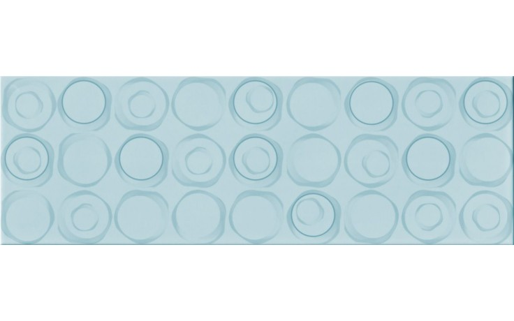 IMOLA ANTIGUA dekor 20x60cm blue, BILLA L1