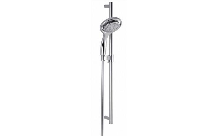 Sprcha sprchový set Kohler sprchová tyč s ruční sprchou průměr 137 mm, výška 76 cm chrom
