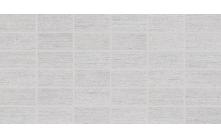 RAKO FASHION mozaika 5x10cm šedá DDMBG623