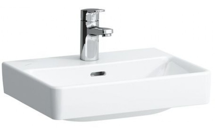 LAUFEN PRO S umývátko 450x340mm s otvorem, bílá