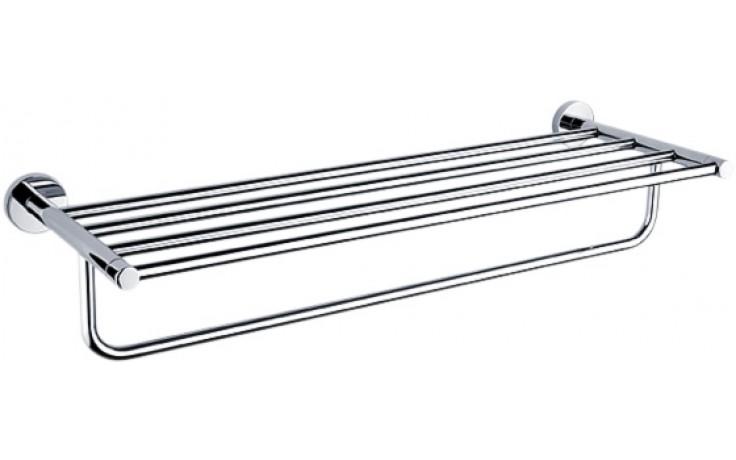 NIMCO UNIX držák ručníku s policí 654x107x203mm chrom UN 13063-26