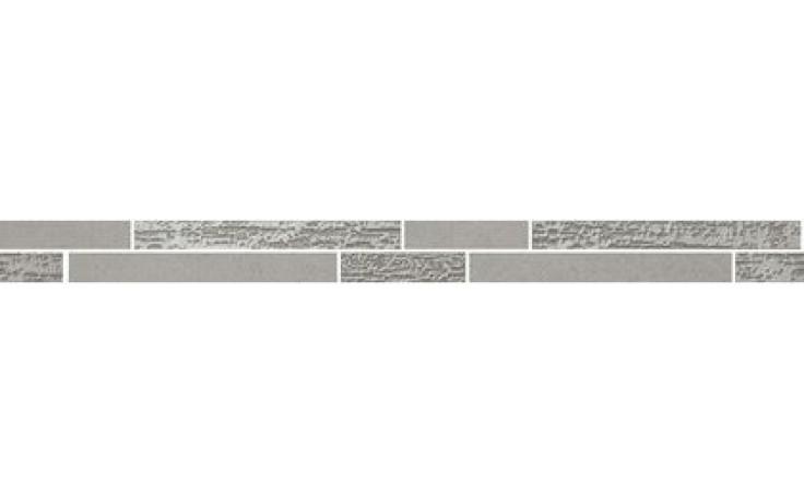 VILLEROY & BOCH URBAN LINE listela 4x50cm, grey 2755/KA65