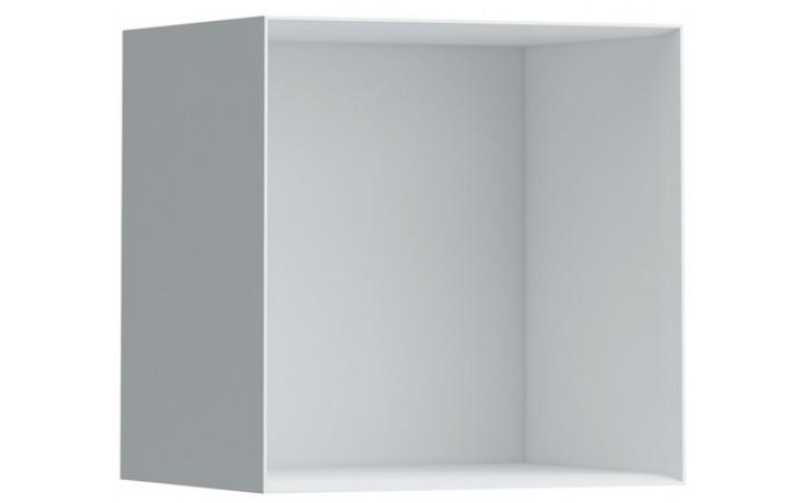 LAUFEN PALOMBA COLLECTION čtvercová skříňka 275x220mm bez dvířek, pigeon blue