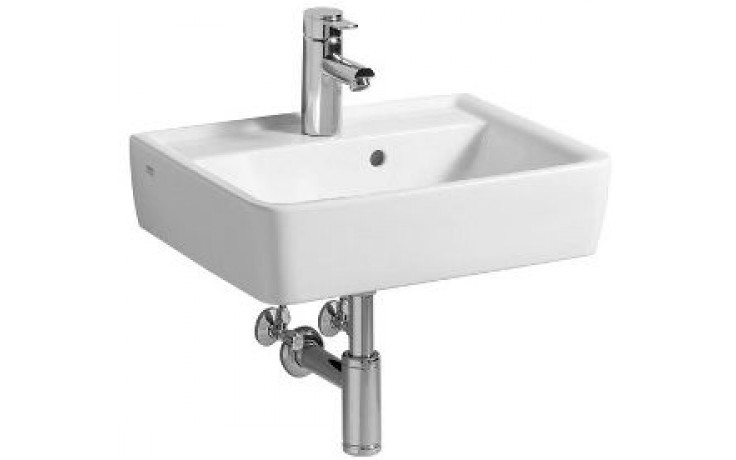 Umývátko klasické Keramag s otvorem Renova Nr.1 Plan 50x38 cm bílá+KeraTect