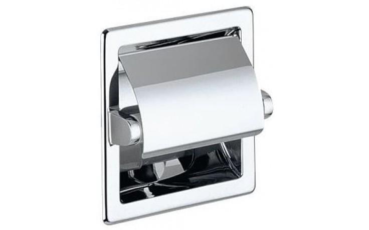 KEUCO UNIVERSALARTIKEL držák toaletního papíru 162x162mm, nástěnný, chrom