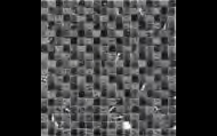 KERABEN MALLA SYBARIS obklad 30x30cm, nero KBZ0400K