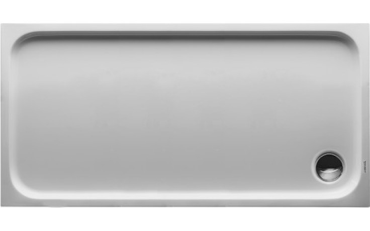 DURAVIT D-CODE vanička 1400x700mm bílá 720095000000000