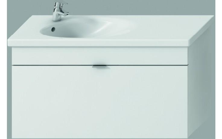 JIKA TIGO skříňka s umyvadlem 970x370x520mm s 1 zásuvkou, bílá 4.5518.7.021.500.1