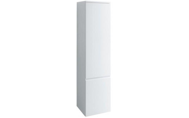 LAUFEN PRO vysoká skříňka 350x335x1650mm 4 poličky, závěsy vpravo, bílá