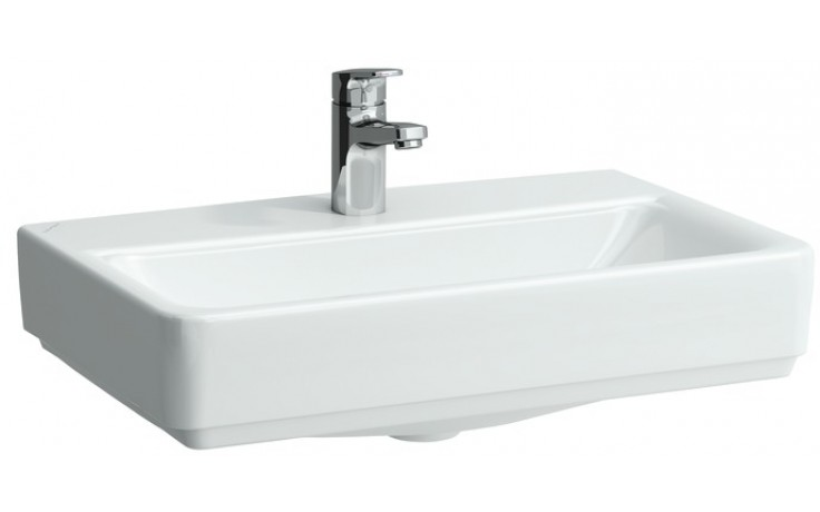 LAUFEN PRO S nábytkové umyvadlo 550x380mm s otvorem, bílá