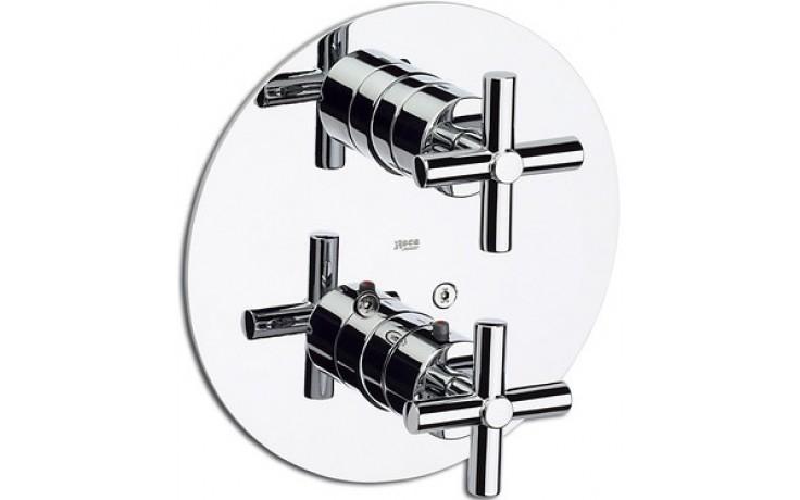 Baterie sprchová Roca podomítková termostatická Loft  chrom