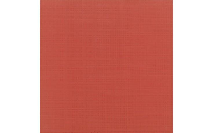 Dlažba - Essence Red 33,3x33,3 cm červená