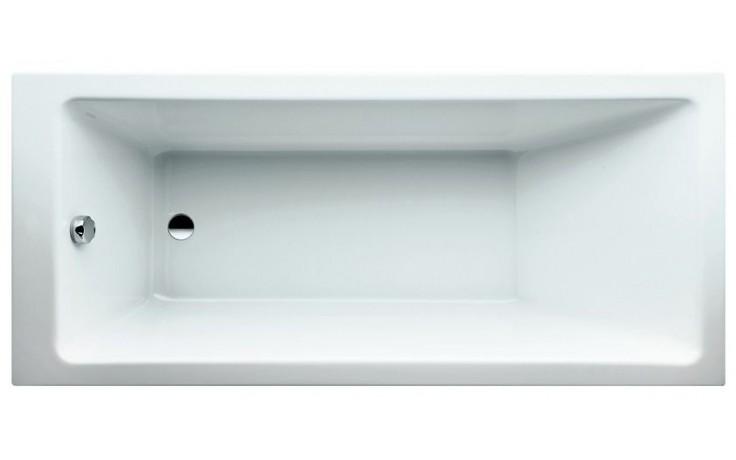 LAUFEN PRO vestavná vana 1700x750mm akrylátová, bílá