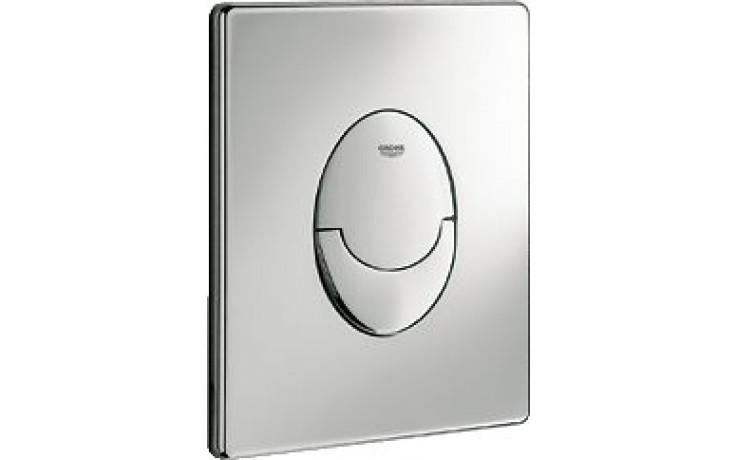 GROHE SKATE AIR ovládací tlačítko 156x197mm chrom 38505000