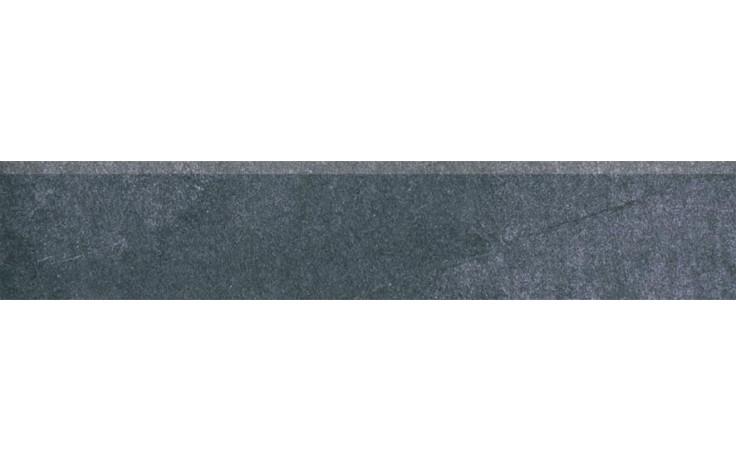 Sokl Rako Sandstone Plus 44,5x8,5cm černá