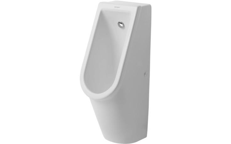 DURAVIT STARCK 3 urinal 245x300mm bez mušky, bílá 0827250000