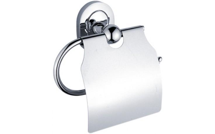 Doplněk držák toal. papíru Nimco Lotus s krytem 140x165x56 mm chrom