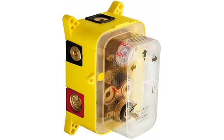 CRISTINA termostatický podomítkový díl 110mm chrom LISPD80000