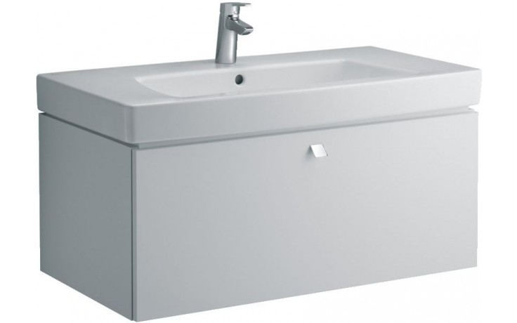 Umyvadlo nábytkové Ideal Standard s otvorem Ventuno 700x540x195mm bílá Ideal Plus