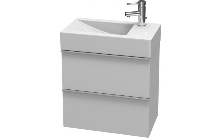 JIKA PURE skříňka pod umyvadlo 580x338mm se 2 zásuvkami, bílá