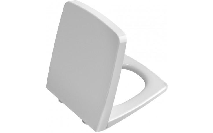 CONCEPT METROPOLE WC sedátko 365x440mm duroplastové se soft close, bílá