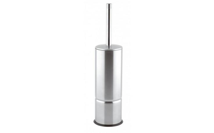 Doplněk WC sada - VENCL WC SET CS 90x400 mm matný nerez
