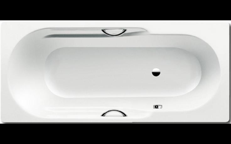 KALDEWEI RONDO STAR 701 vana 1700x750x440mm, ocelová, obdélníková, bílá Perl Effekt