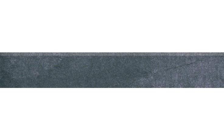 RAKO SANDSTONE PLUS LAPPATO sokl 60x9,5cm černá DSKS4273