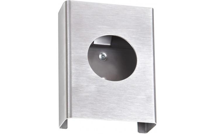 GOZ METAL zásobník na hygienické sáčky 100x135x25mm, nerez, mat