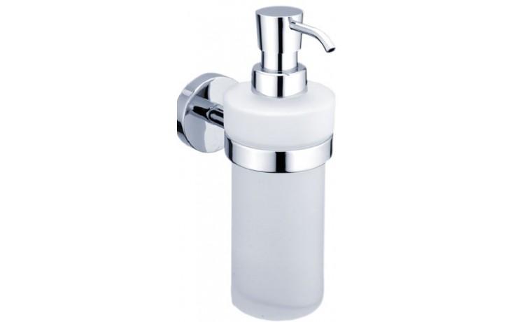 NIMCO UNIX dávkovač na tekuté mýdlo 70x190x120mm chrom UN 13031W-26