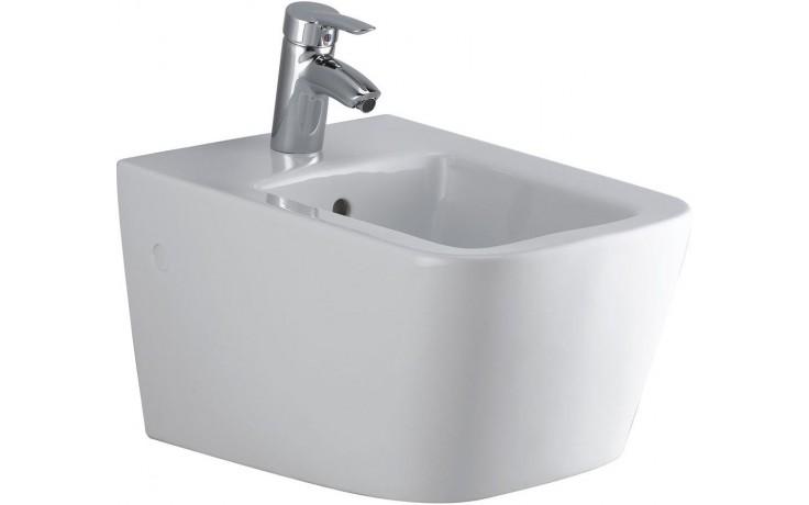 IDEAL STANDARD MIA závěsný bidet 360x550mm s otvorem bílá Ideal Plus J4694MA