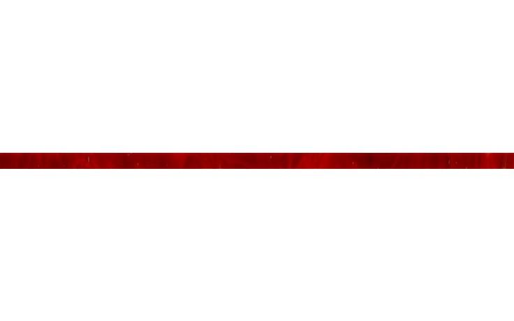 IMOLA HALL listela 3x60cm red, L.LIQUA 1